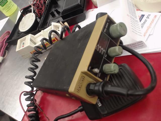 Radio uniden