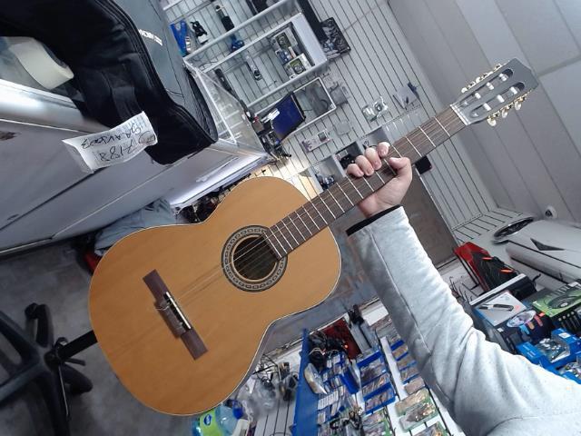Guitar acoustique la partie
