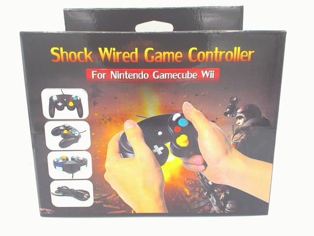 MANETTE GAME CUBE   WII