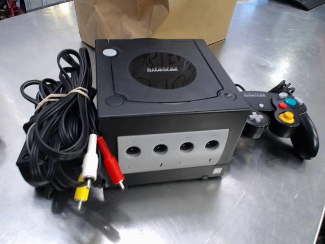 Console gamecube + fils + mantte
