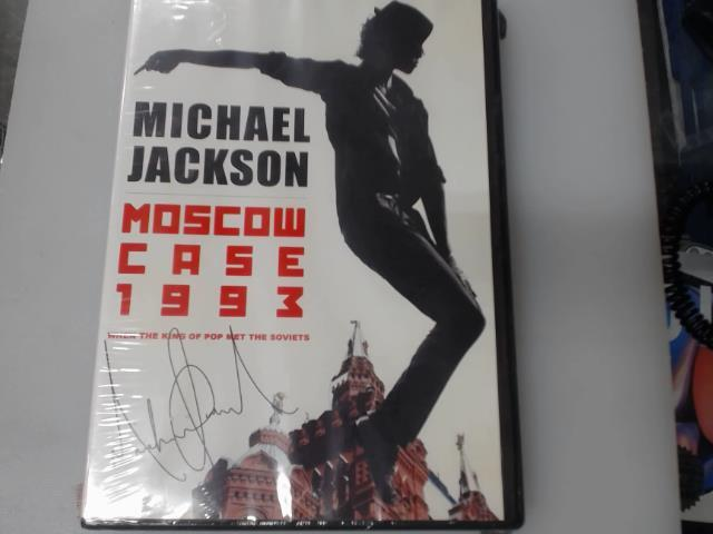 Michael jackson moscow case 1993
