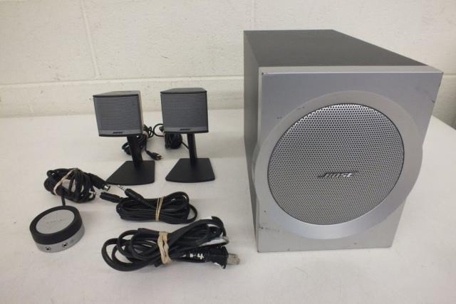 SystÈme de speaker 2.1 companion 3