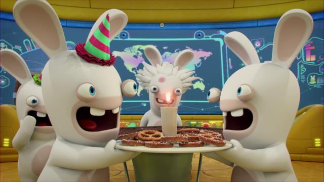 Les lapins cretins invasion