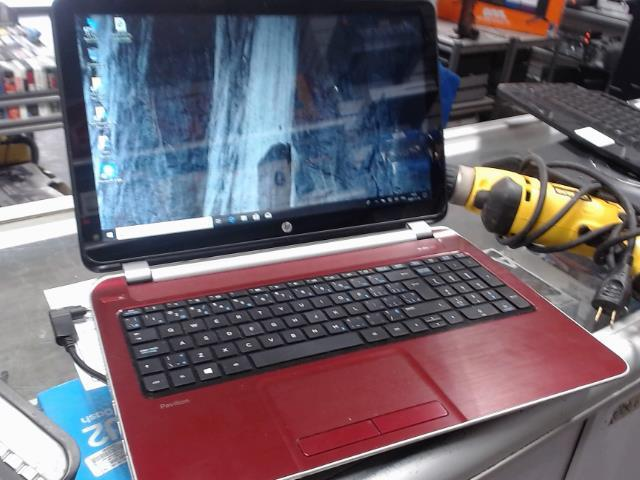 Laptop hp/6gram/1.50ghz/amda4/win10/