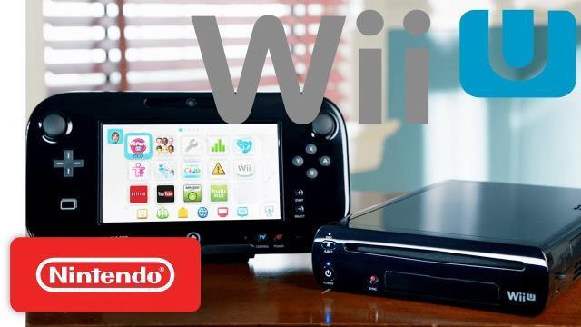 Wii u avec acc