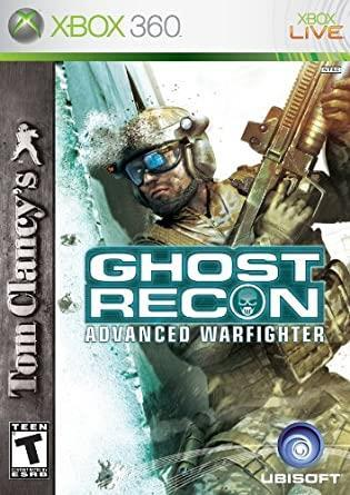 Ghost recon advenced warfighter