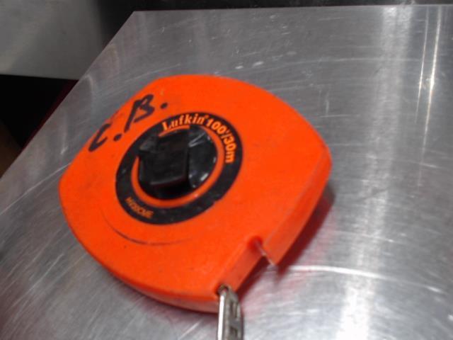 Tape mesurer pour terrain(100pied)