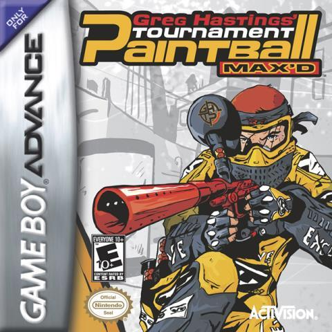 Tournament paintball ds