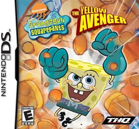 The yellow avenger ds