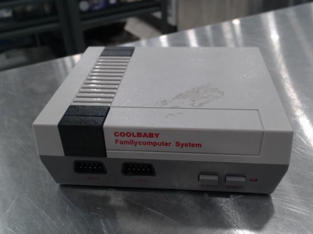 Mini console classique nes