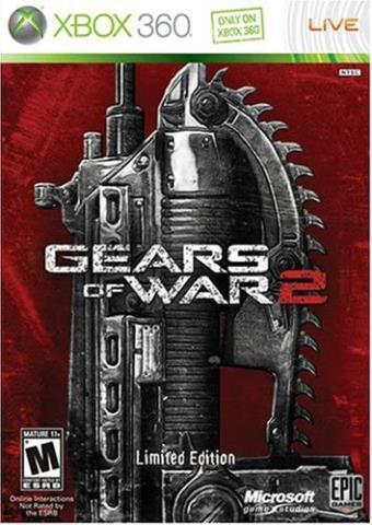 2 in box gears of war 2 special edition
