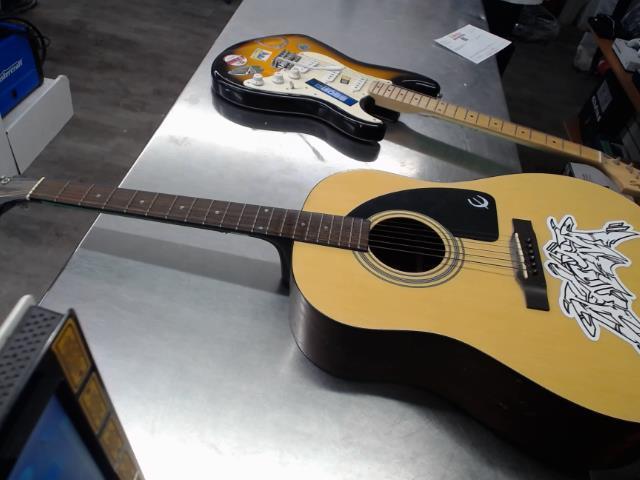 Guitard electrique squire