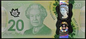 20 dollar 2015  queen elizabeth error