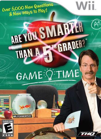Are you smarter than a 5th grade?