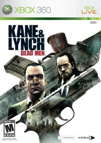 Kane and lynch dead men xbox 360