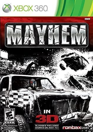 Mayhem xbox 360