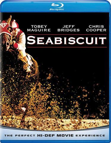 Seabiscuit bluray