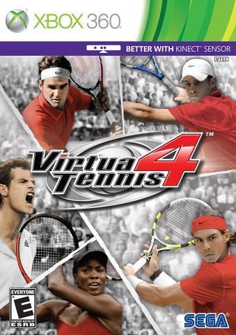 Virtua tennis xb360