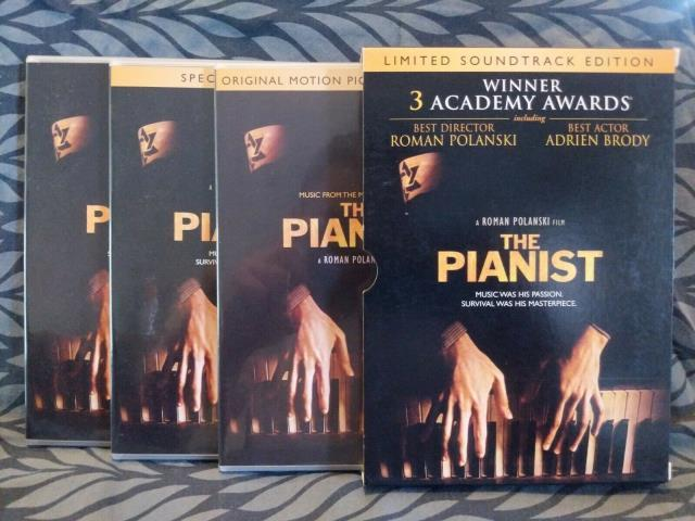The pianist limited edition dvd