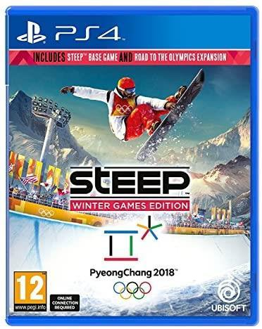 Steep winter games edition 2018 ps4
