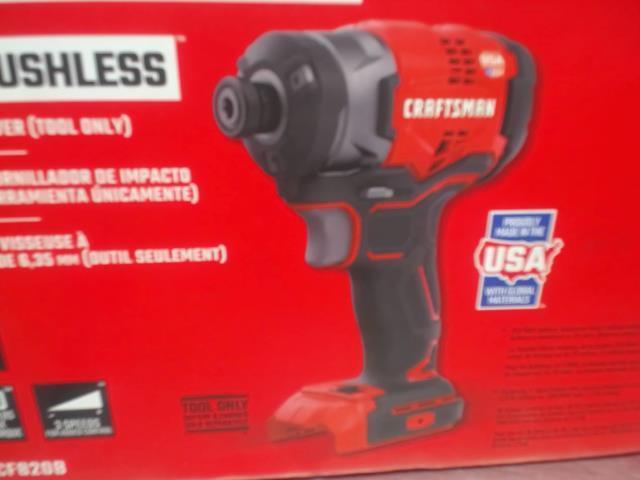 Drill impact craftsman ds bo
