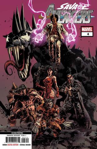 Bd savage avengers 4