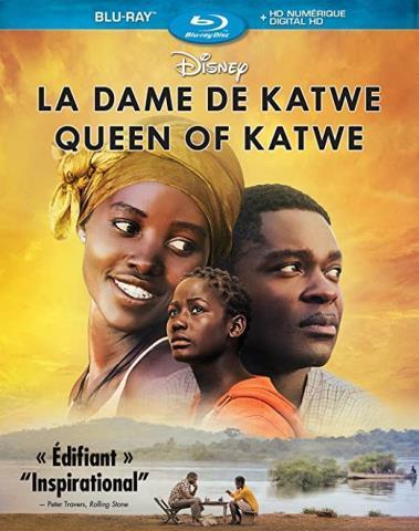 Queen of katwe bluray