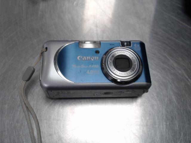 Camera dig. grise