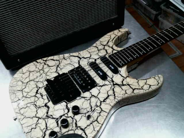 Guitare electrique + etui