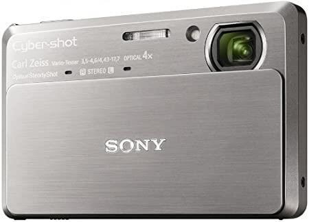 Sony camera 10.2 mega pixel ach mag