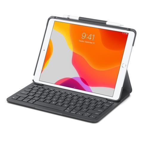 Case avec clavier integre logitech ipad