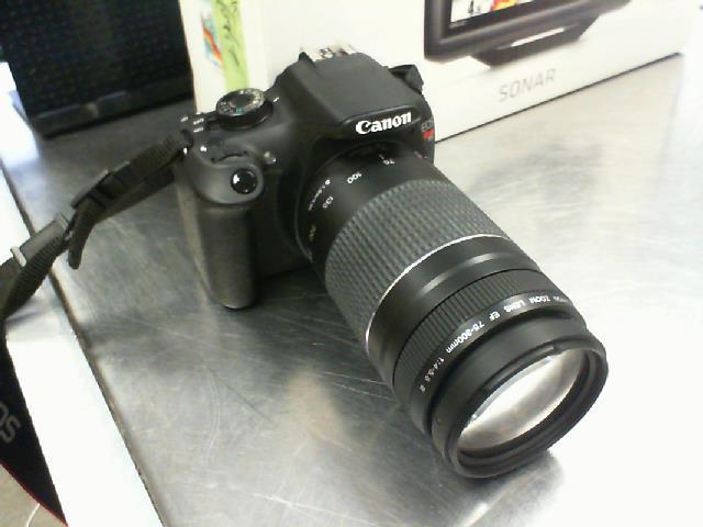 Camera+2lentille+charg