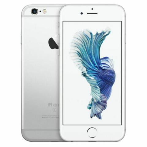Iphone 6s plus 128gb gris -vente