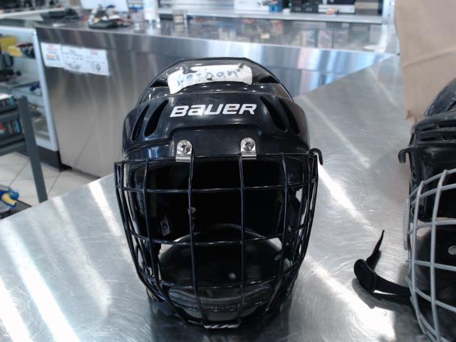 Casque de hockey enfant