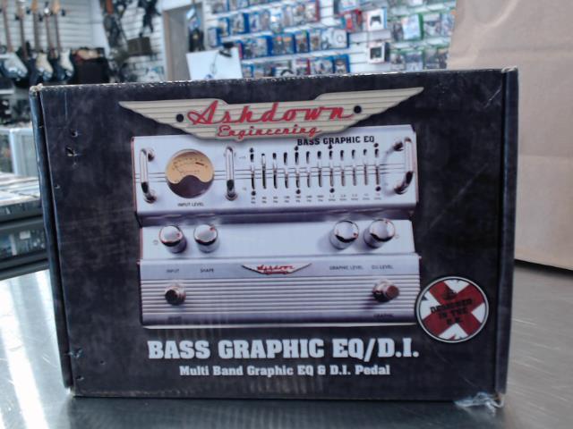 Pedal bass