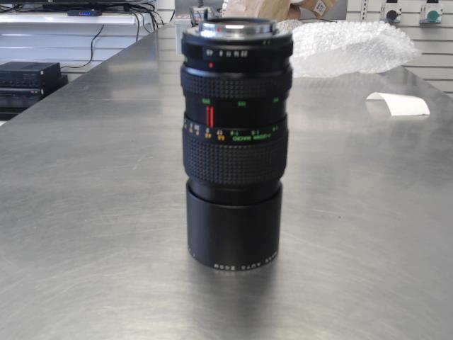 Lentille pour camera pentax 80-200mm