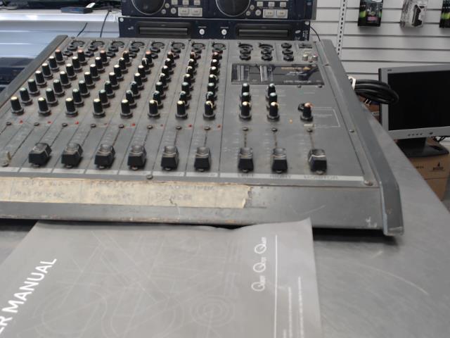 Console mixage