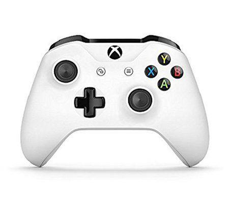 Manettwe xbox one blanche