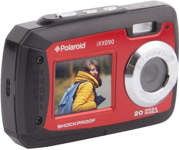 Polaroid ixx090 20mp waterproof camera