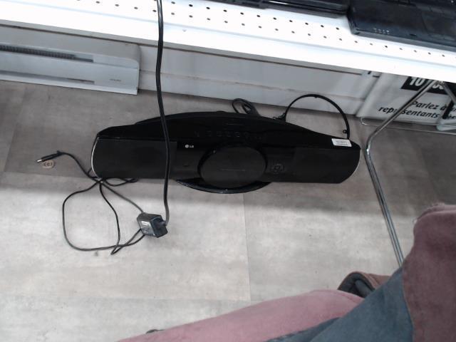 Chaine audio avec dvd+antenne