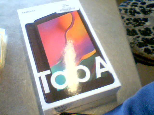 Tablette samsung tab a neuf