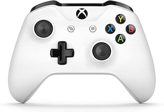 Manette xboe one blanche