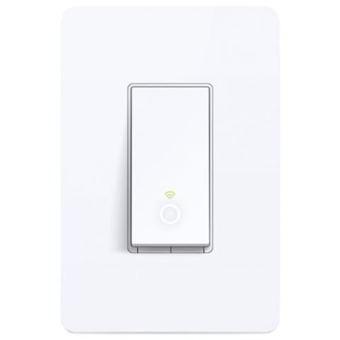 Smart wi fi light switch