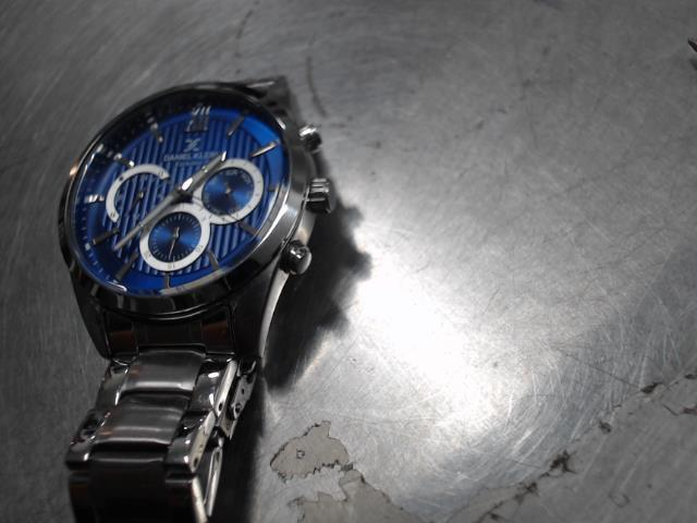 Montre homme stainless