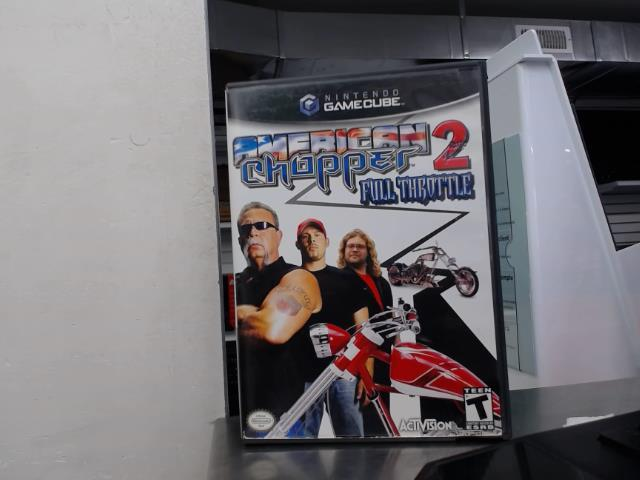 American chopper 2 ful throttle