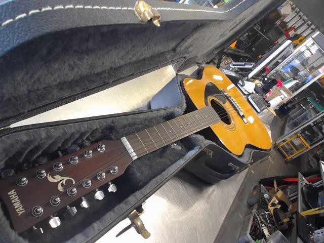 Guitare acoustique 12 cordes +case