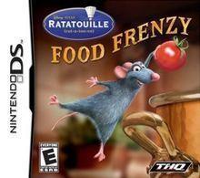 Ratatouille food frenzy