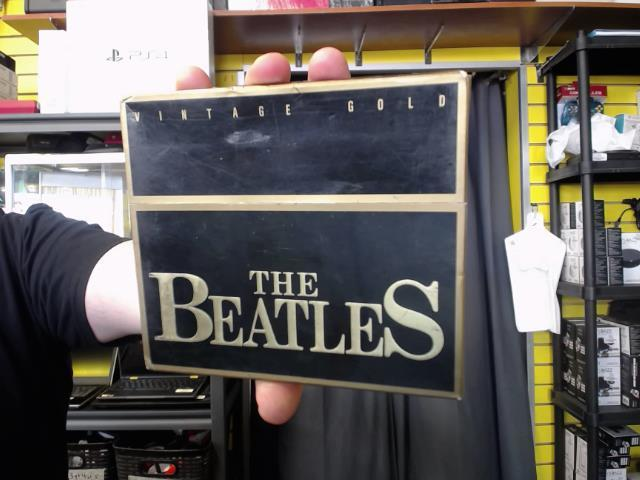 The beatles cd or