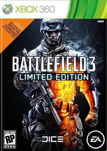 Battlefield 3 edition limited