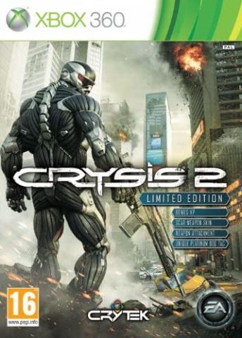 Crysis 2 limited